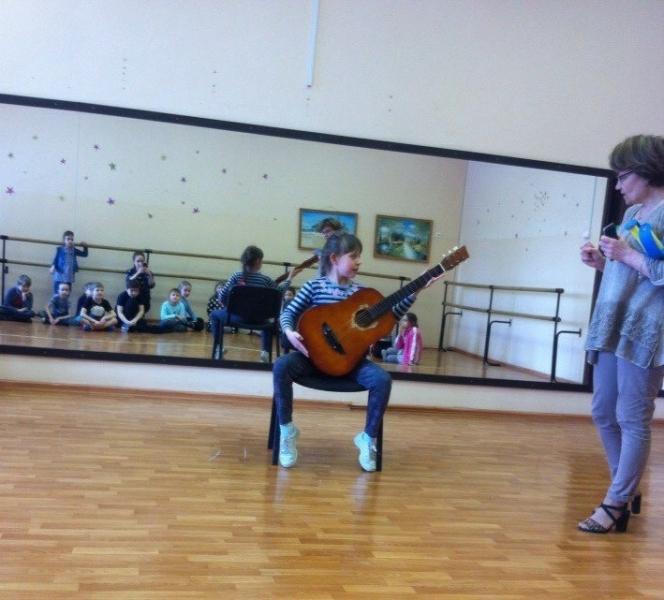 Мастер класс Гитара