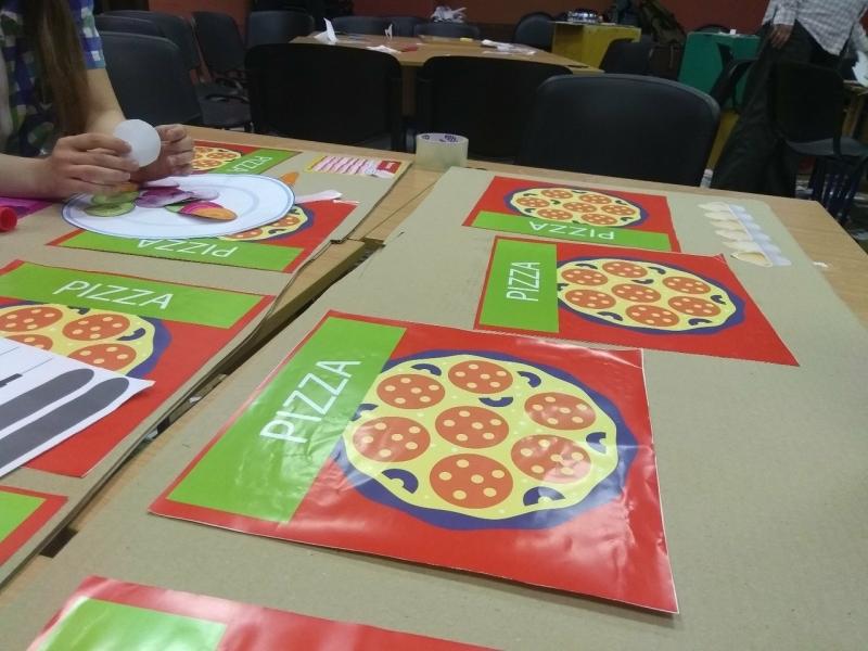 7 Пицца