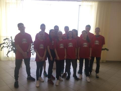 Команда школы