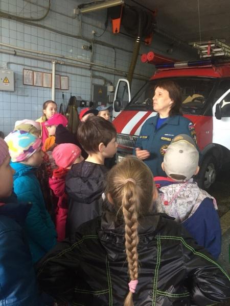 Рассказ о професси пожарного