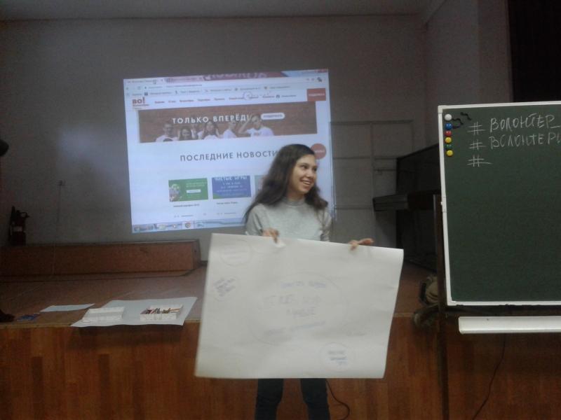 Презентация работы групп